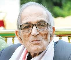 Padma Bhushana Professor Dr. Satya Vrat Shastri, Jnana-Pitha Laureate