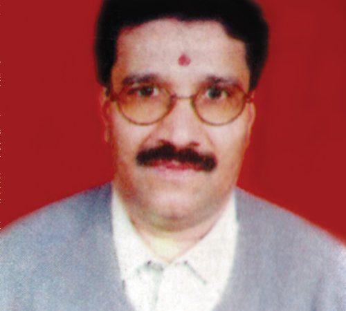 Professor Dr. Devi Prashad Tripathi