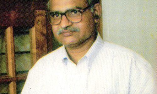 Professor Dr. P.V. Ouseph