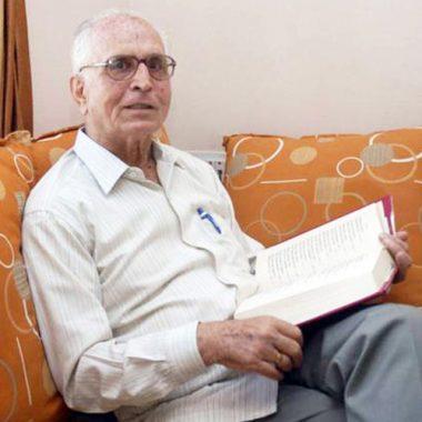 Professor Dr. Prabhakar Apte